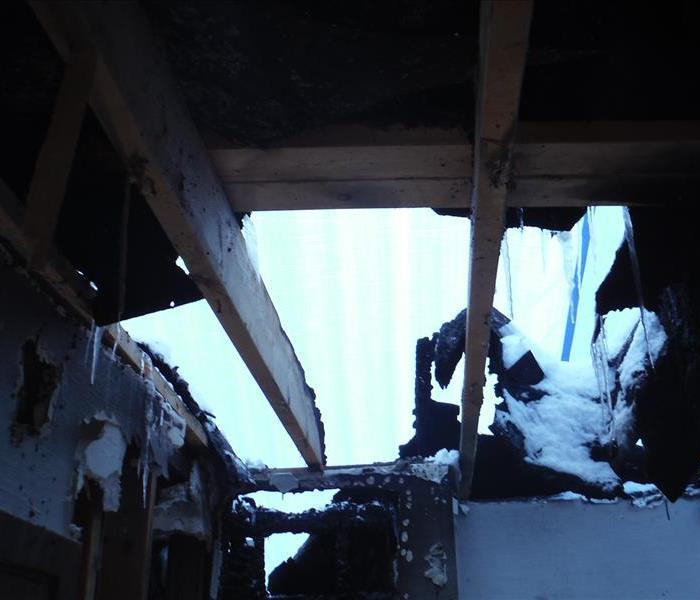Fire Damage Rockford Smoke and Soot Clean Up